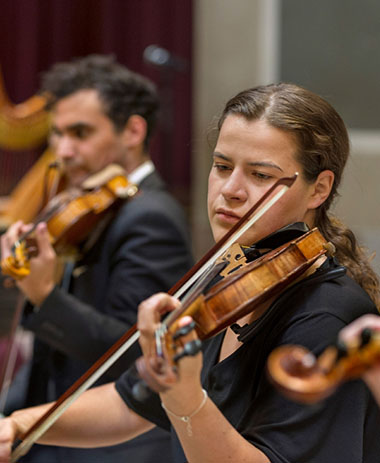 Auditions to The Royal Academic Orchestra